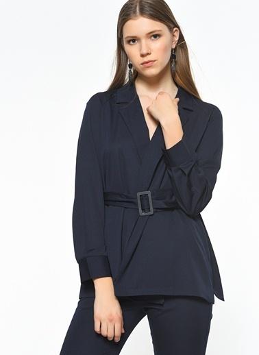 Unique Ceket Lacivert